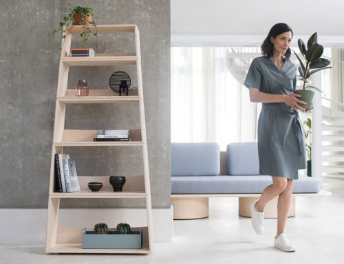 Totem shelf; Redesign Studio│BIG SEE Awards 2018