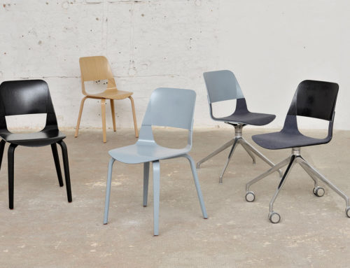 Frigate chair; András Kerékgyártó  │BIG SEE Awards 2018