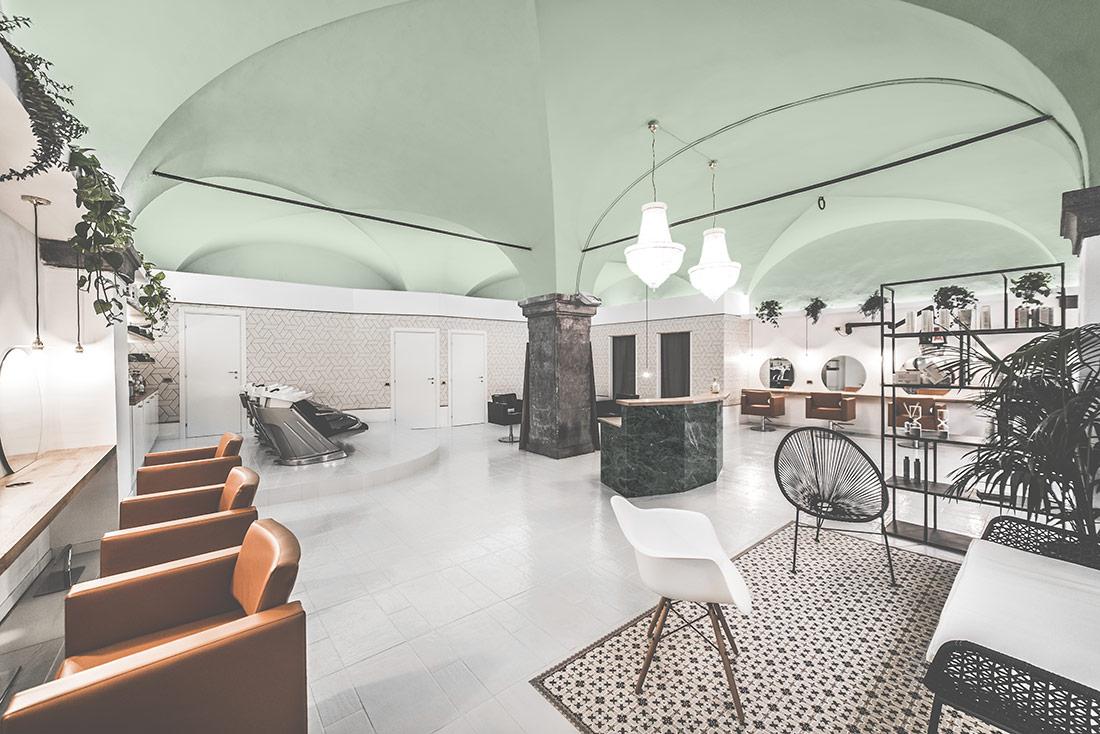 Architettura And Design little venice hair; modo architettura + design; sondra