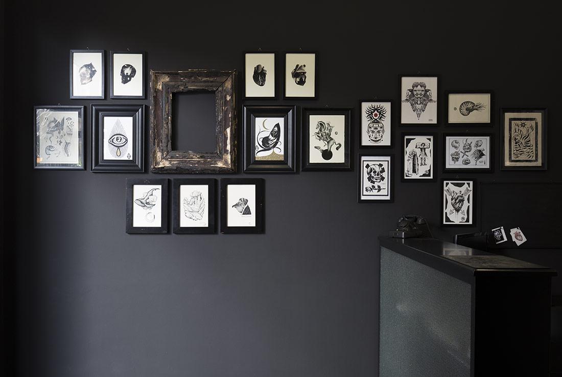 Nehro Tattoo Shop Studio Didea Big See Awards 2018 Свитшот реглан traditional tattoo детский. nehro tattoo shop studio didea big