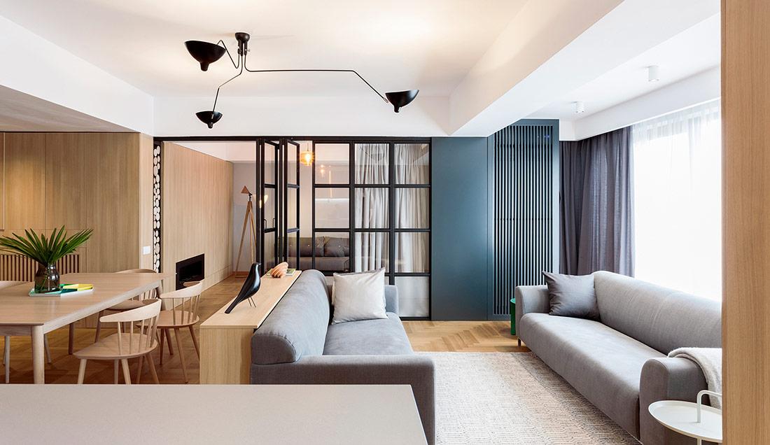Apartment M Bogdan Ciocodeică Diana Roșu Big See Awards 2018