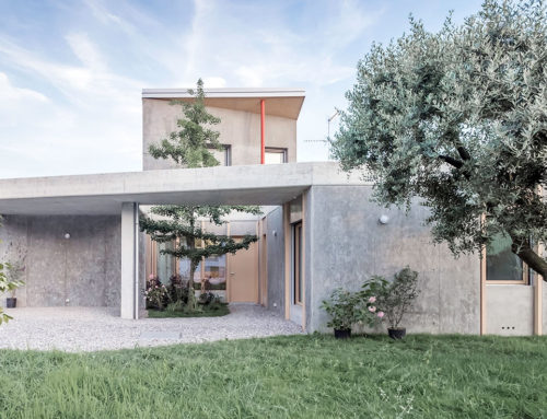 FGN house by OASI architects; Italy