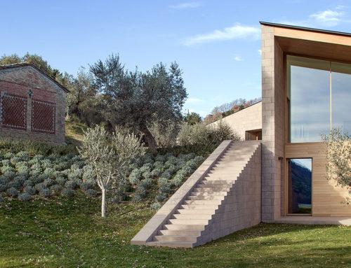 Casa K by Alessandro Bulletti Architetti; Italy