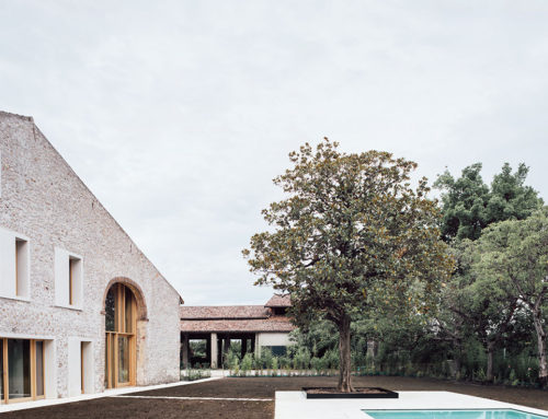 A country home in Chievo by Studio Wok; Italy