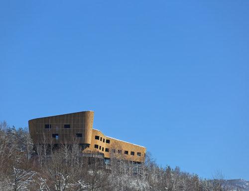Hotel M Gallery by AHA+KNAP/SAAHA; Bosnia and Herzegovina
