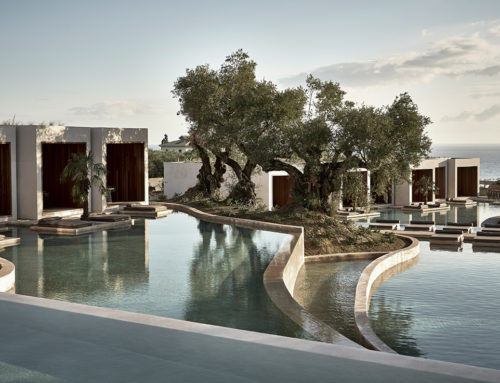 Olea All Suite Hotel by BLOCK722 architects+; Greece