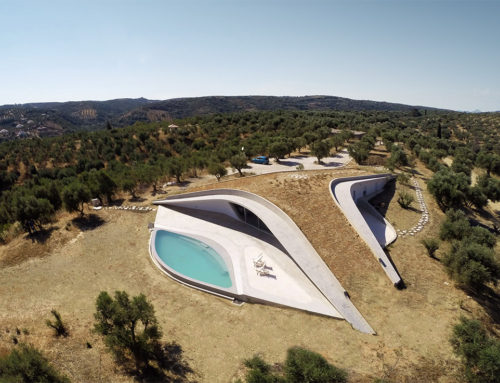Villa Ypsilon by LASSA Architects; Greece