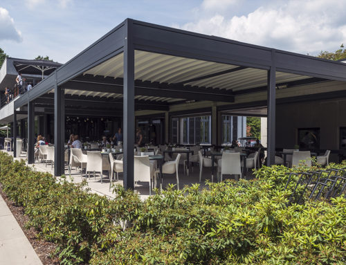 Sponsored: KE: a new restaurant area for Kempense Golf Club in Mol, Belgium