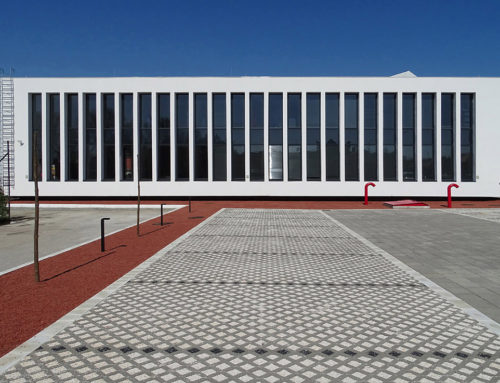 Misdemeanor Court Pančevo by 1X2STUDIO; Serbia