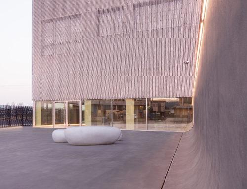 VoipVoice headquarters by LDA.IMDA ARCHITETTI ASSOCIATI; Italy