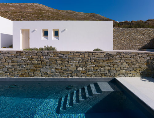 AS House by G&A EVRIPIOTIS; Greece