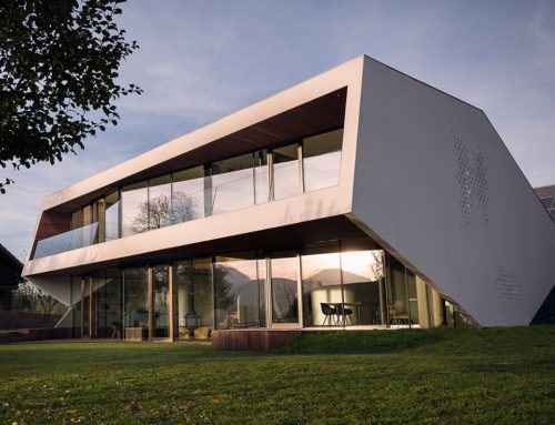 HOUSE NB by MCA – Miha Čebulj Arhitektura; Slovenia