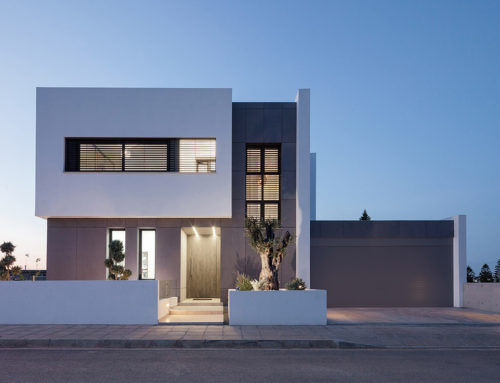 Evgenia and Andreas nZEB in Nicosia by Savva & Nearchou studio – Architects & Engineers; Cyprus