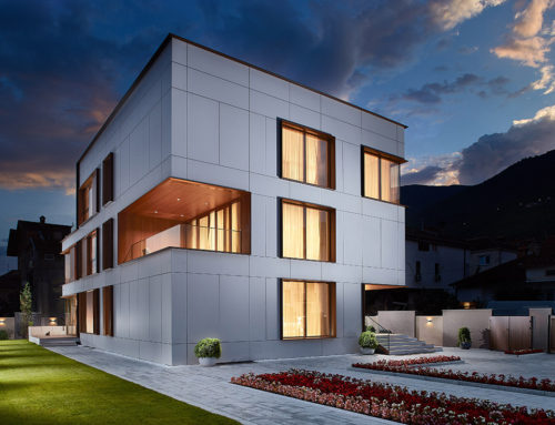 SD Residence by BMA – Besian Mehmeti Architects; North Macedonia