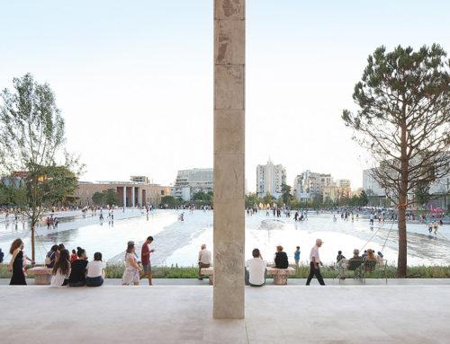 Skanderbeg Square by 51N4E; Albania