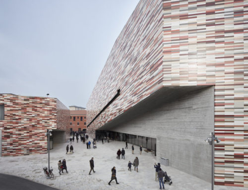 M9 Museum District by Sauerbruch Hutton; Italy