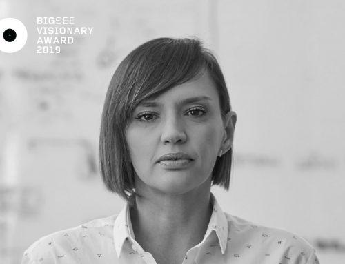 Dijana Vučinić – Big SEE architectural visionary 2019