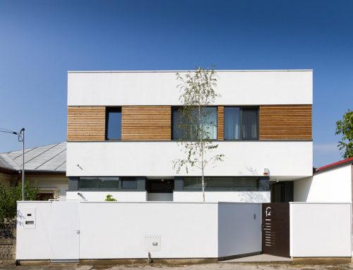 JC House by Plus Line Design; Romania