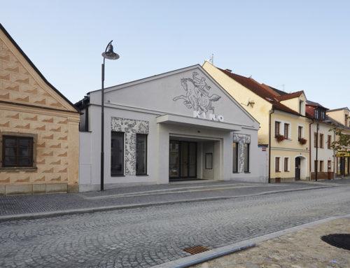 KINONEKINO by XTOPIX architekti; Czech Republic