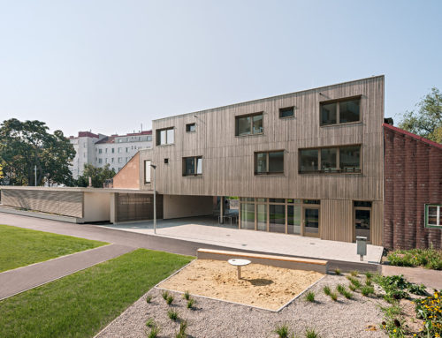 FUX / Housing for Unaccompanied Minors by trans_city; Austria