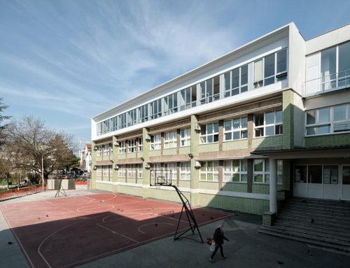 Reconstruction and Extension for Primary School Svetozar Marković by a2arhitektura; Serbia