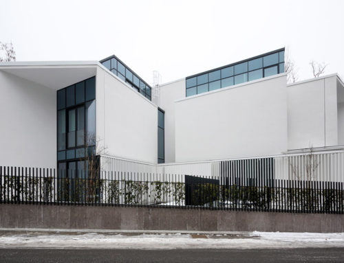 SEMI-DETACHED RESIDENTIAL BUILDING by Biro VIA; Serbia