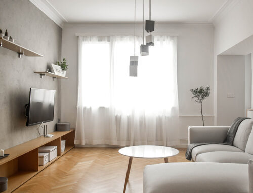 Apartment in Sofia by Simple. Architecture; Bulgaria