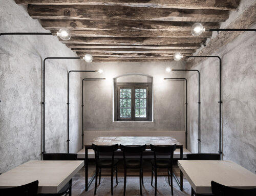 La Ganea by Studio Mabb; Italy