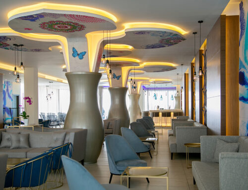 VANGELIS HOTELS & SUITES by J. Joseph Interiors Ltd; Cyprus