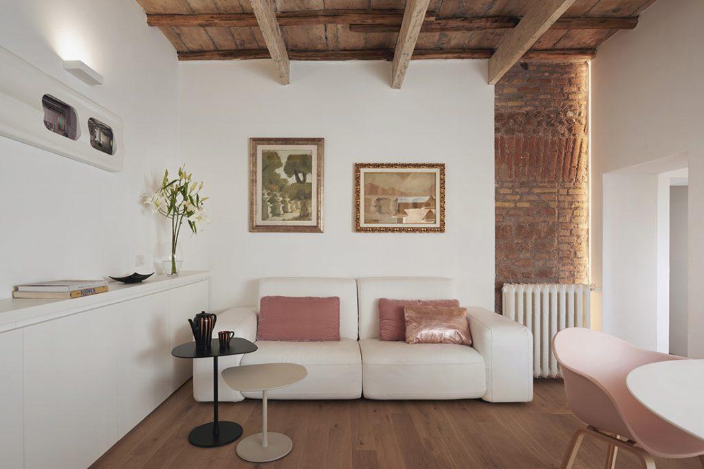 M Apartment by Carola Vannini; Italy