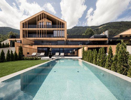 Alpine Chalet Purmontes by Architekturbüro Stefan Gamper; Italy