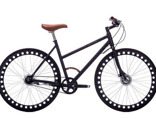 URBANIZED by Urbanized Bikes; Bulgaria