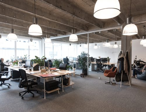 TriTim and Studio.a+v Office Renovation by Studio.a+v; Slovenia