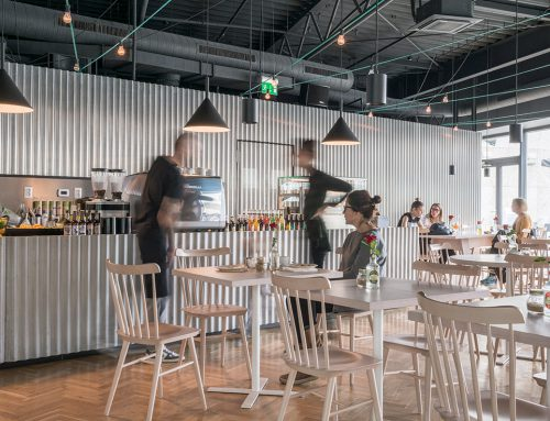 Bistro Soho by GutGut and Grau; Slovakia