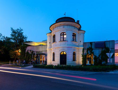 Spiegelsaal Trnava by BARAK architekti; Slovakia