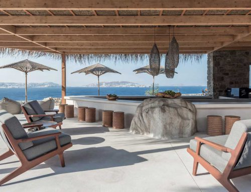 Rocabella hotel Mykonos by Stones and Walls; Greece