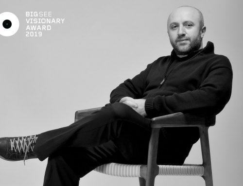 Salih Teskeredžić, Bosnia and Herzegovina – Big SEE visionary 2019