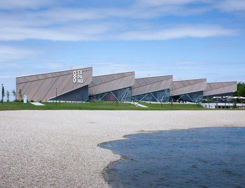 EXPANO PAVILION by SoNo arhitekti; Slovenia
