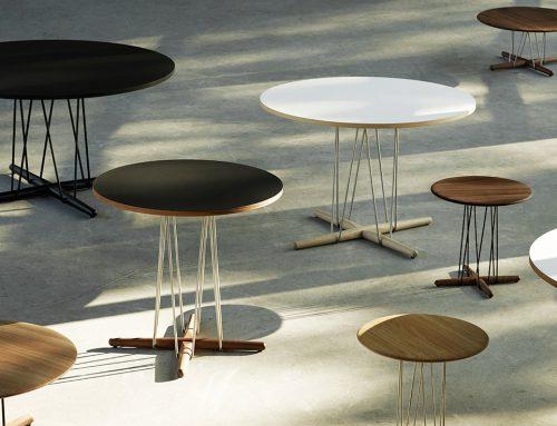 EMBRACE TABLES by Eoos Design for Carl Hansen & Søn; Austria, Denmark