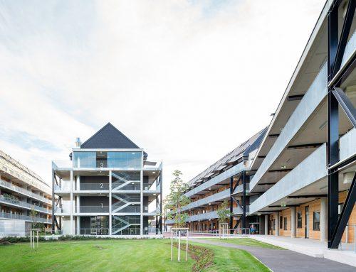 MAXIMILIANSTRAßE by ARTEC Architekten + Wimmer und Partner; Austria