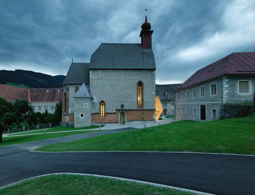 ST PETER'S CHURCH ST. LAMBRECHT by Reitmayr Architekten, Peter Reitmayr; Austria
