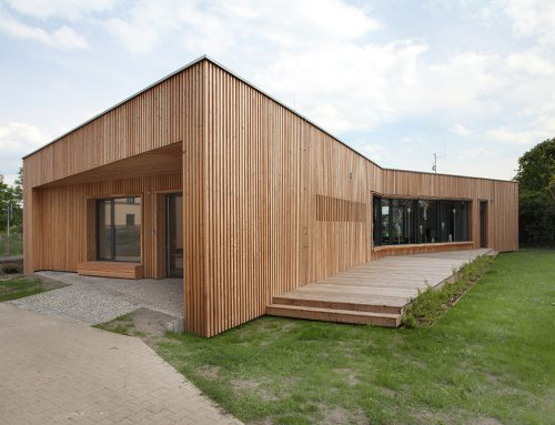 NURSERY SCHOOL VŠETATY-PŘÍVORY by  Prodesi/Domesi;  Czech Republic