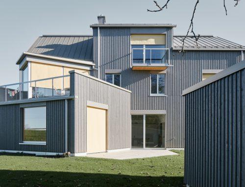 Baugruppenhaus FUX, Straßwalchen