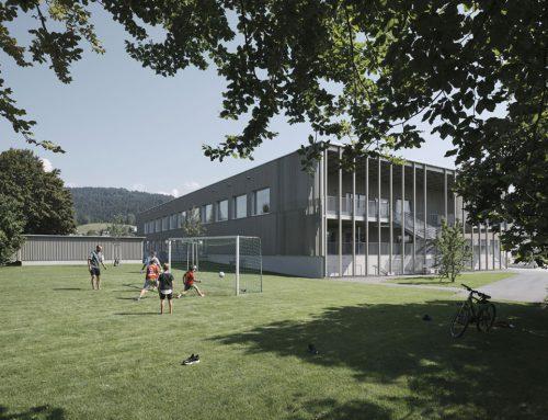 Bütze Wolfurt Primary School, Wolfurt