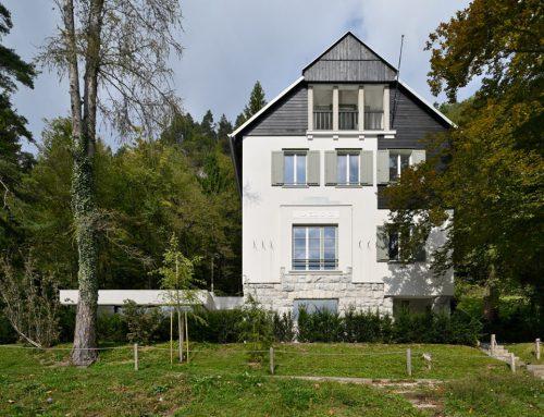Villa Sončnica, Bled