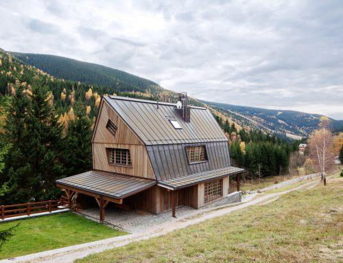 Chalet in Krkonoše mountain, Svatý Petr