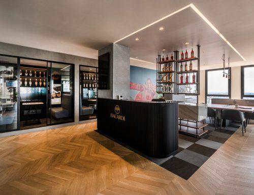 Bacardi Offices, Milan