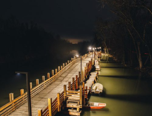 Korzo Zálesie – Embankment revitalization of the Little Danube river for free time activities, Promenade Zálesie