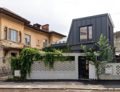 One Room House, Bucharest