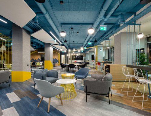 Tech Office Level 05, Belgrade